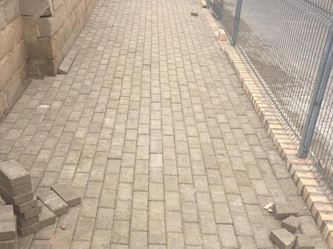 Pavement Installation